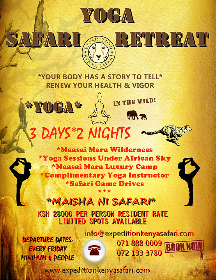 WEB742YOGA SAFARI KENYA REVISED2015FINAL